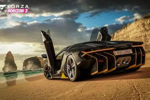 Forza Horizon 3 Gameplay