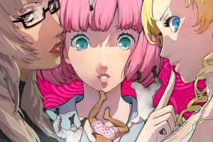 Catherine Full Body Gameplay