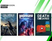 Final Fantasy XV, Wolfenstein Youngblood y más se suman a Xbox Game Pass