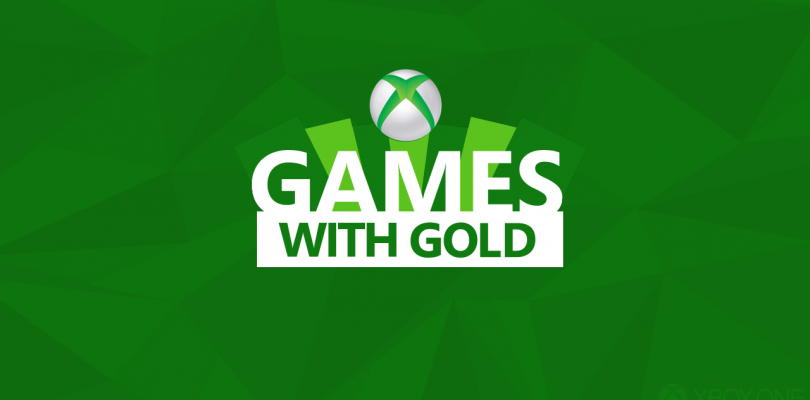 Games with Gold en Octubre.