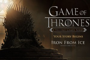 Game Of Thrones Episode One – Iron from Ice