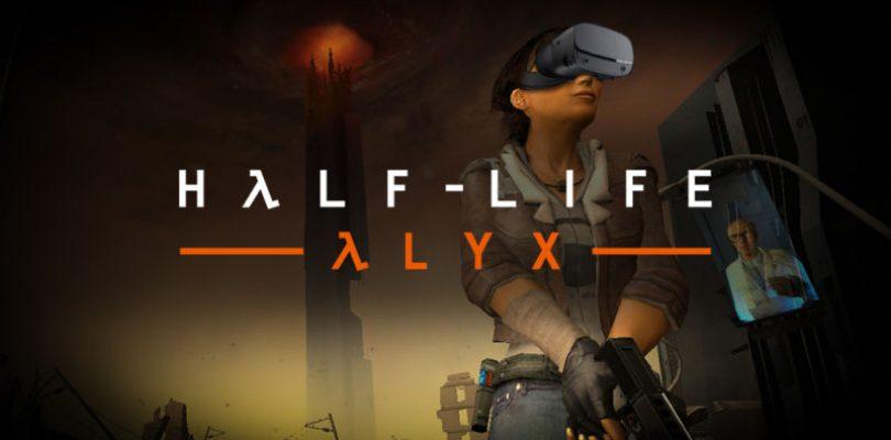 Trailer de anuncio de Half-Life Alyx.