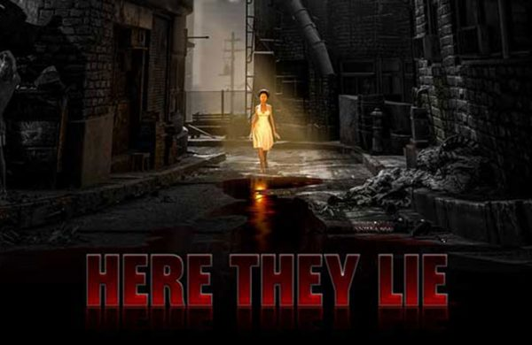 Here They Lie Gameplay