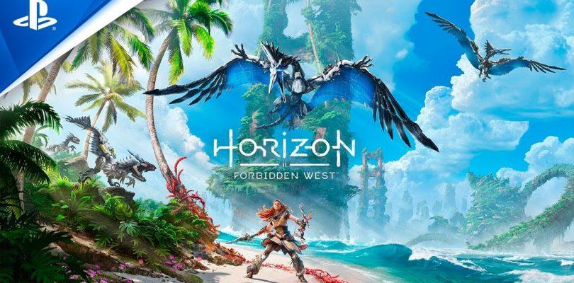 Horizon Forbidden West muestra su primer trailer de gameplay.