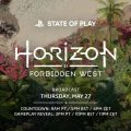 Horizon Forbidden West tendrá un State of Play dedicado este jueves.