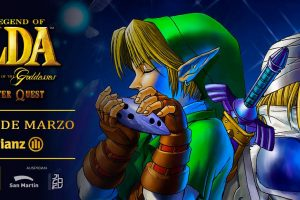 The Legend of Zelda: Symphony of the Goddesses – Master Quest