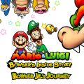 Mario & Luigi: Bowser's Inside Story  Bowser Jr.'s Journey
