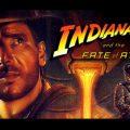 Indiana Jones and the Fates of Atlantis