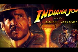 Indiana Jones and the Fates of Atlantis