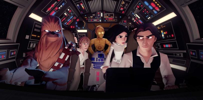 Disney Infinity se va al espacio.
