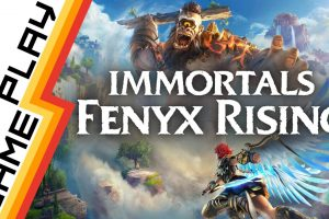 Immortals: Fenyx Rising Gameplay