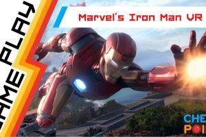Marvel's Iron Man VR Gameplay