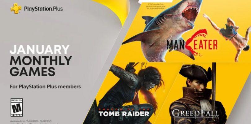 Anunciados los juegos de Playstation Plus para Enero 2021.