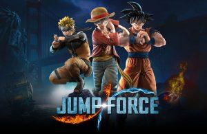 Conocé la lista completa de los personajes de DLC de Jump Force.
