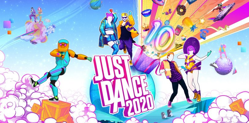 Trailer de lanzamiento de Just Dance 2020