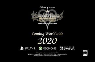 Kingdom Hearts sigue en…