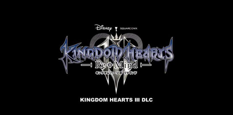 [E3] Kingdom Hearts 3 muestra su primer DLC RE:Mind