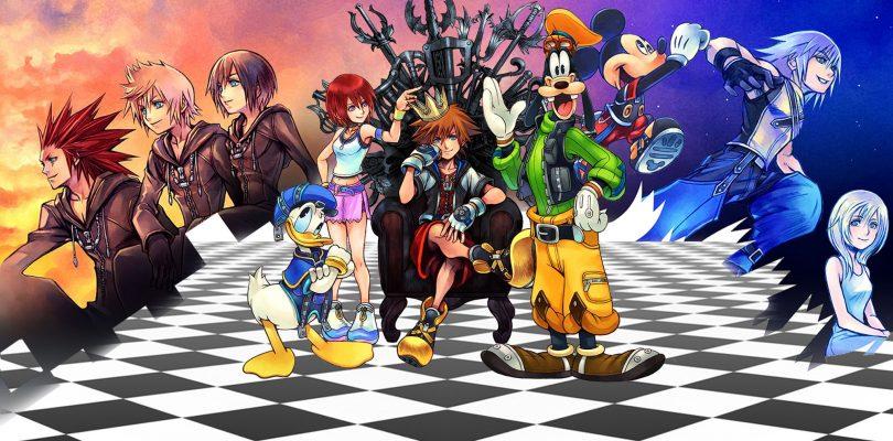 Las clásicas aventuras de Kingdom Hearts hace su debut en Xbox One