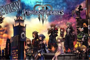 Kingdom Hearts 3 Video Review