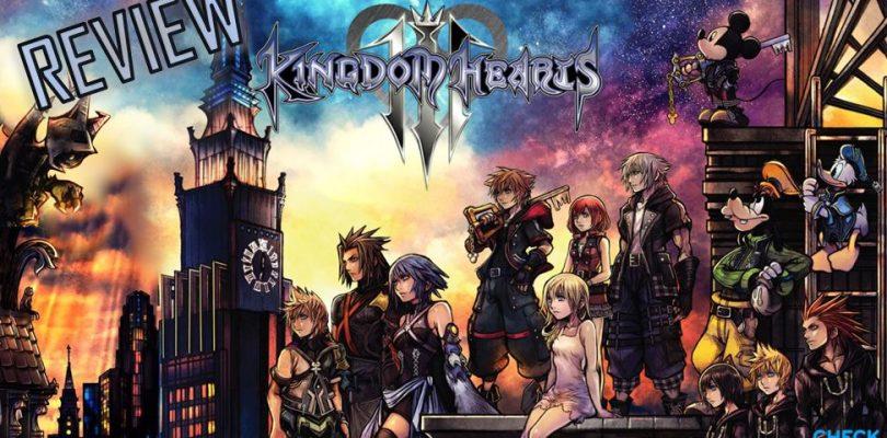 Kingdom Hearts 3 recibe una nueva dificultad.