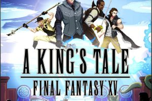 A Kings's Tale Final Fantasy XV