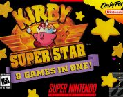 Kirby Super Star Gameplay