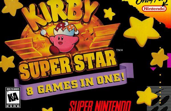 Kirby Super Star Gameplay