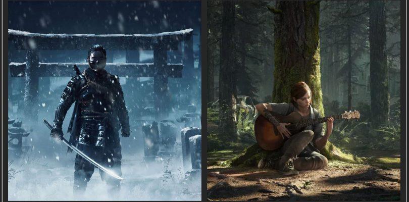 The Last of Us Part 2 y Ghost of Tsushima reciben sus nuevas fechas de lanzamiento.