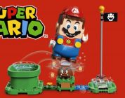 Lego y Mario unen fuerzas para crear un original juguete interactivo.