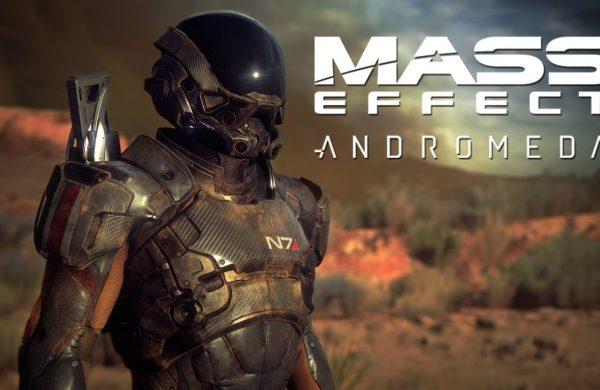Mass Effect Andromeda Tu primera Vez