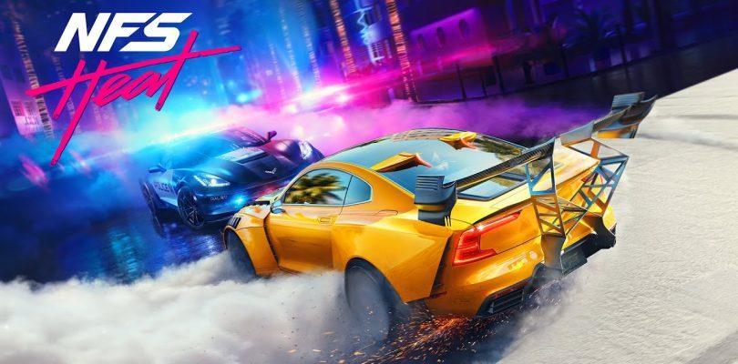 Need for Speed vuelve con NFS Heat