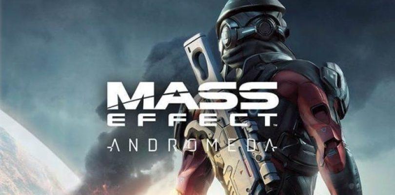 Mass Effect Andromeda tiene fecha de lanzamiento.