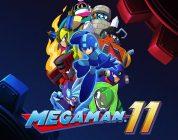 Megaman 11 Gameplay