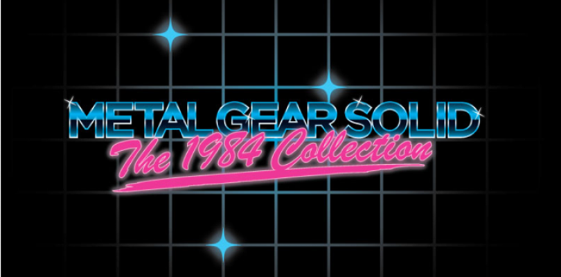 Metal Gear Solid: The 1984 Collection.
