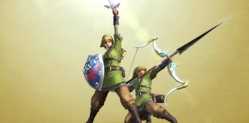 Link se une a Monster Hunter 4