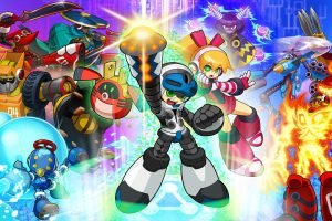 Mighty No. 9 Gameplay