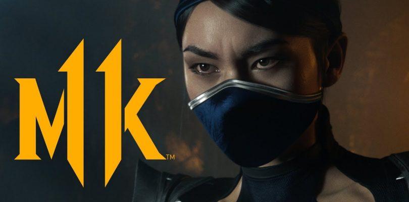 Mortal Kombat 11 presenta a Kitana en su nuevo spot de TV.