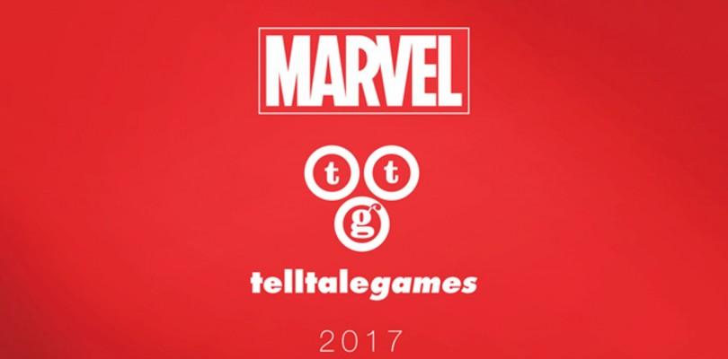 Telltale se une con Marvel.