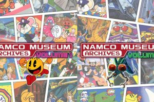 Namco Museum Archives Vols. 1 y 2