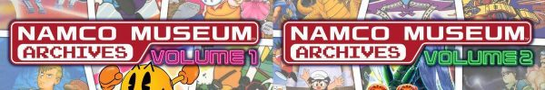 Namco Museum Archives Vols. 1 y 2 Review