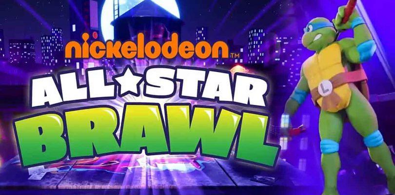 Nickelodeon tendrá su juego de peleas al estilo Super Smash.