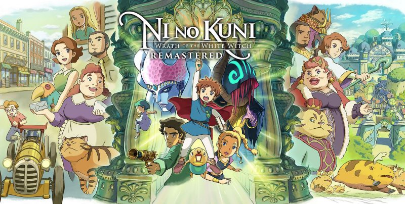 Ni No Kuni Remastered Review