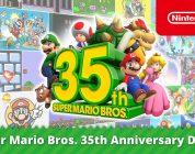 Los 35 años de Mario se festejan con todo.