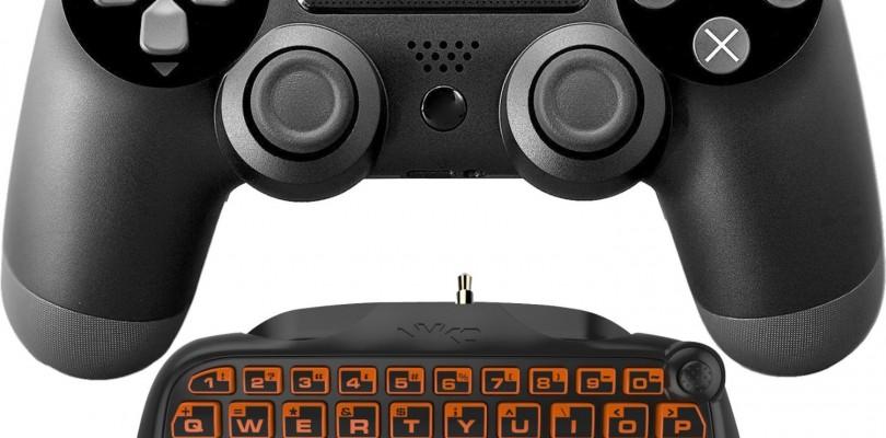 Nyoko presenta su Type Pad para PS4.