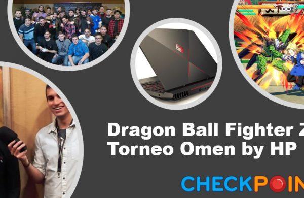 Dragon Ball Fighter Z Torneo Dragon Ball Fighter Z – Omen by HP