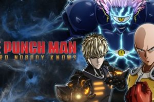One Punch Man A Hero Nobody Knows Review