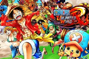 One Piece Unlimited World Red Gameplay