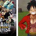 One Piece Grand Cruise Gameplay
