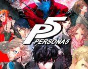Trailer de lanzamiento de Persona 5.