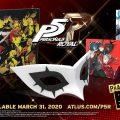 Persona 5 nos vuelve a robar el corazón el 31 de marzo.
